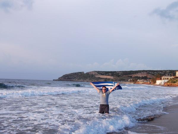 Море, ты помнишь меня?