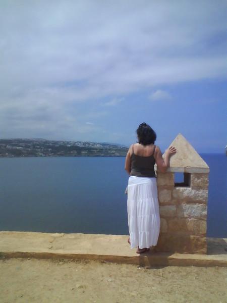 Морской форт в Ретимно