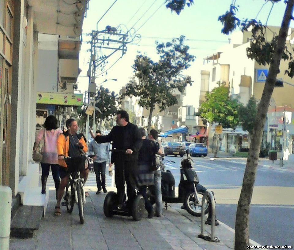 На улицах Тель-Авива [Андрей Шестаков]