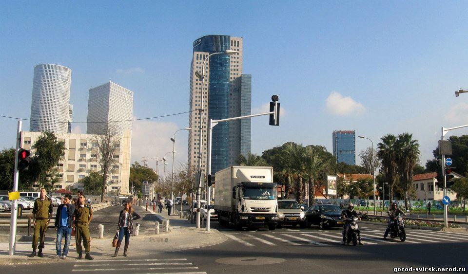 Тель-Авив. Центр []