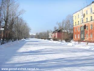 Свирск, февраль 2007