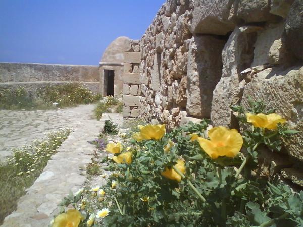 Старая крепость в Ретимно